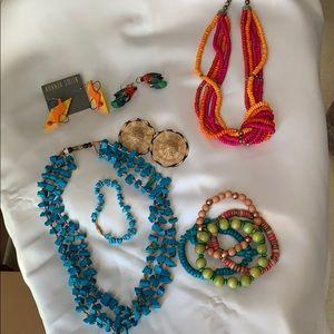 Fun summer jewelry bundle NWT